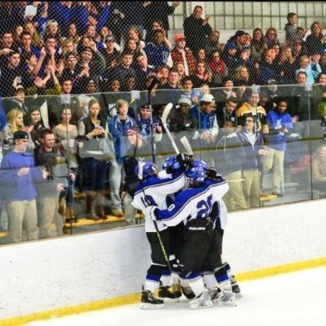 Hall/Southington Hockey Looking to Take Better Advantage of Team Speed