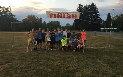 Hall Cross Country Mid-Season Review