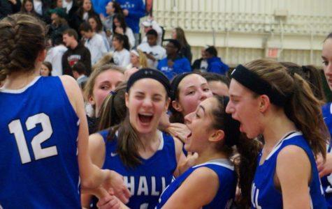 Hungry Hall Girls Basketball Rolling
