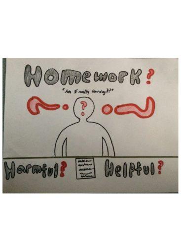 Homework: Harmful or Helpful?