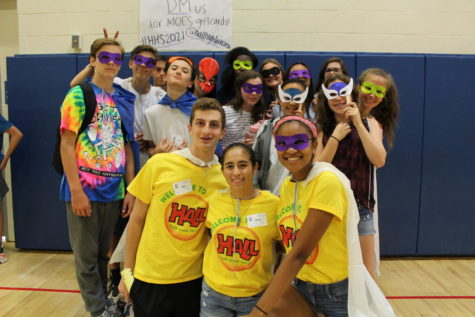 A New Freshman Crew Linked to Hall High School