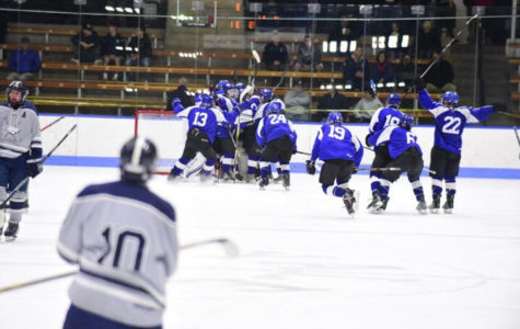 Hall Southington Hockey