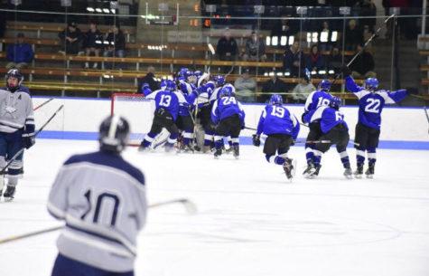Hall Southington Hockey