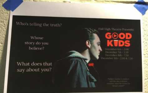 "Student Production ""Good Kids"" Addresses Difficult Issues"