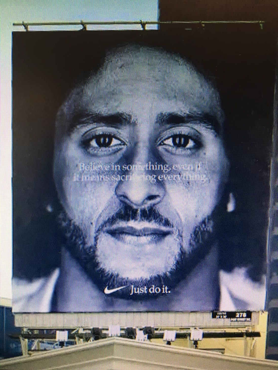 Nike's newest ad campaign