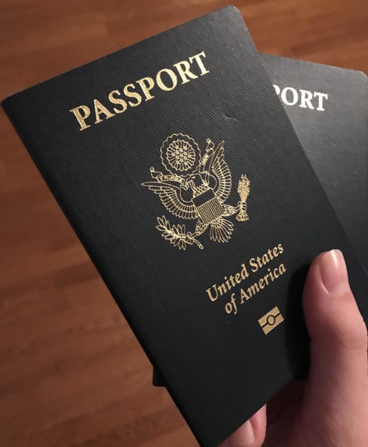 Passports+to+show+travel+option+for+students+taking+a+Gap+Year