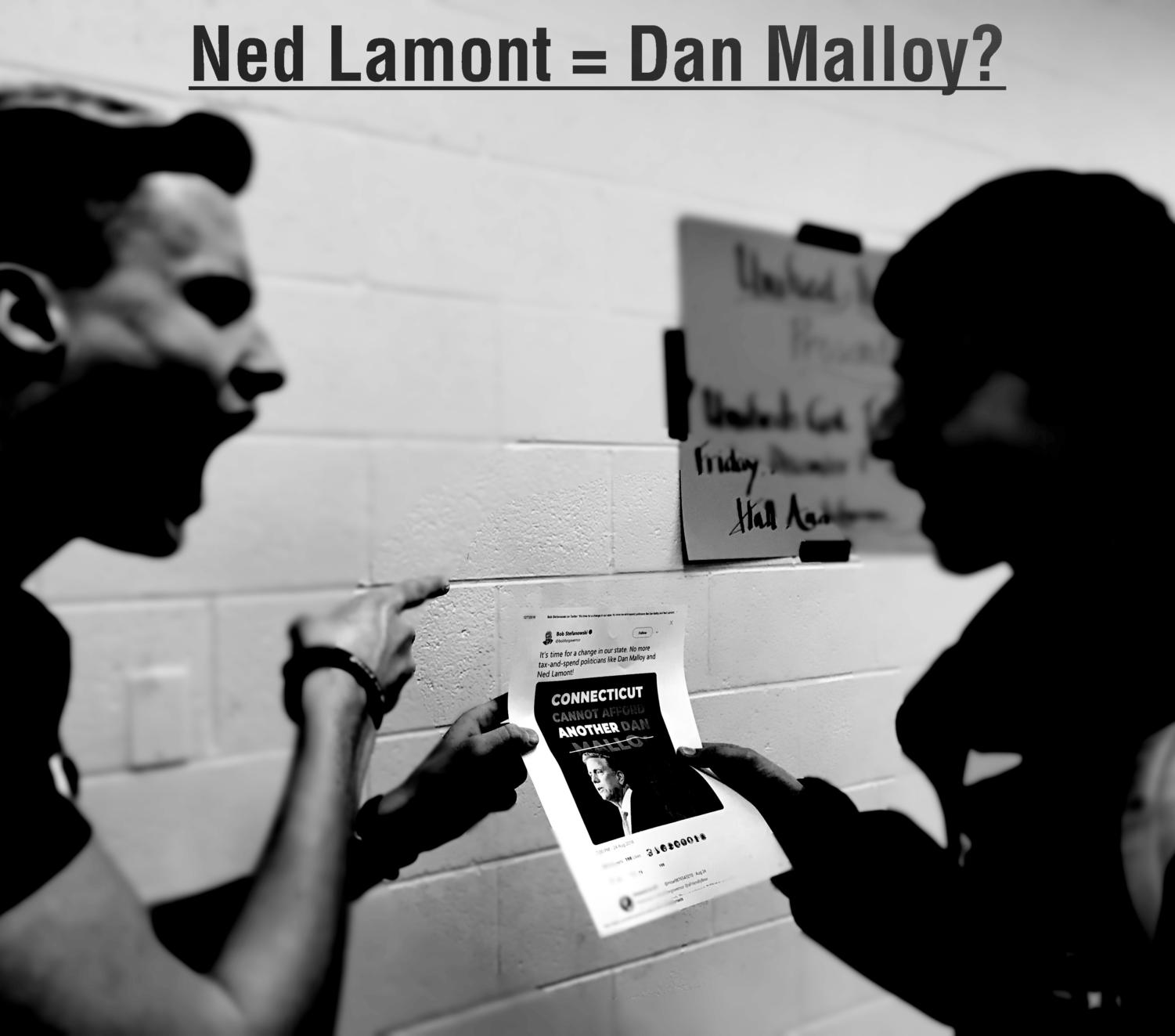 Is it true that Ned Lamont just another Dannel Malloy?