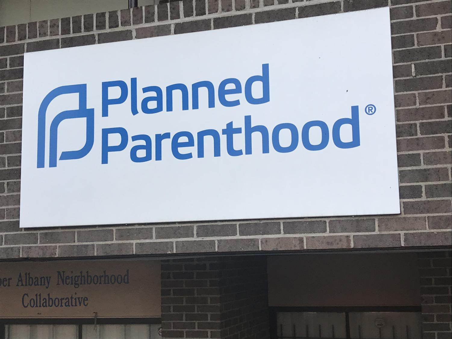 Planned Parenthood in Hartford, CT.