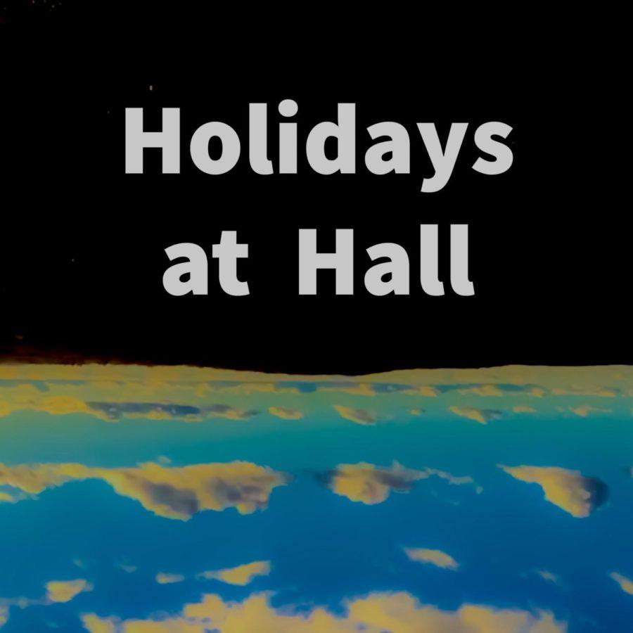 Holidays at Hall