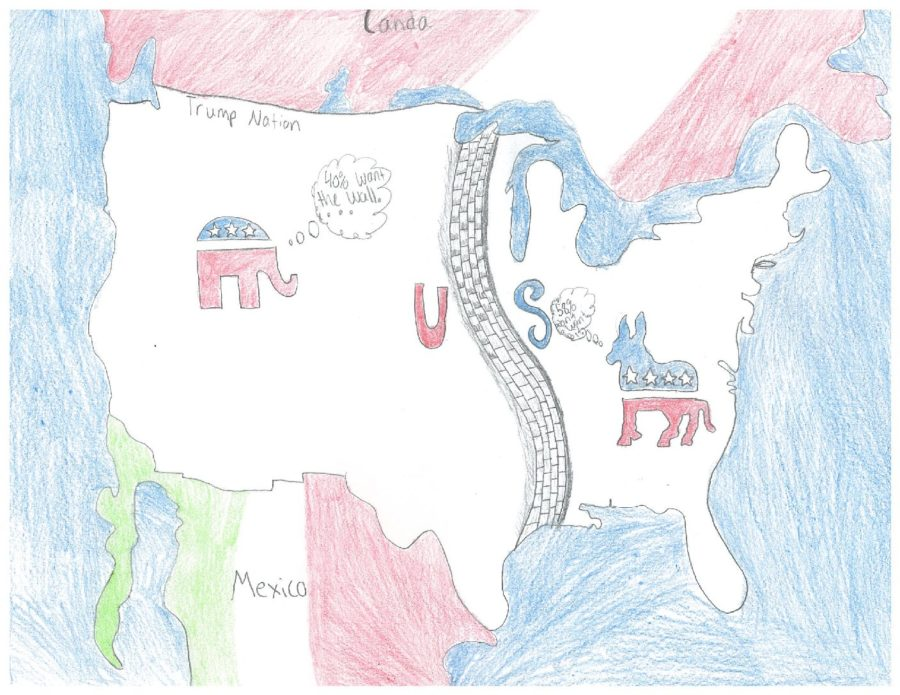 The Wall- Editorial Cartoonists