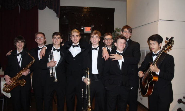 The Legacy of the 2018-19 Concert Jazz Band