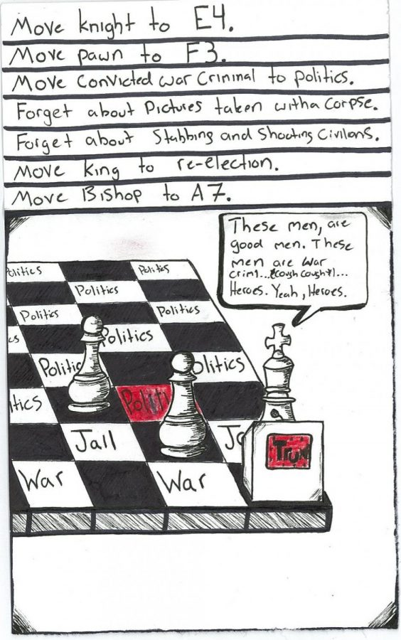 Pawns and Re-Election