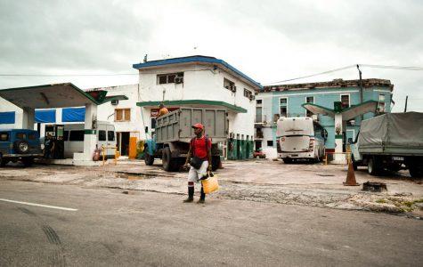 The Cuban Fuel Drought