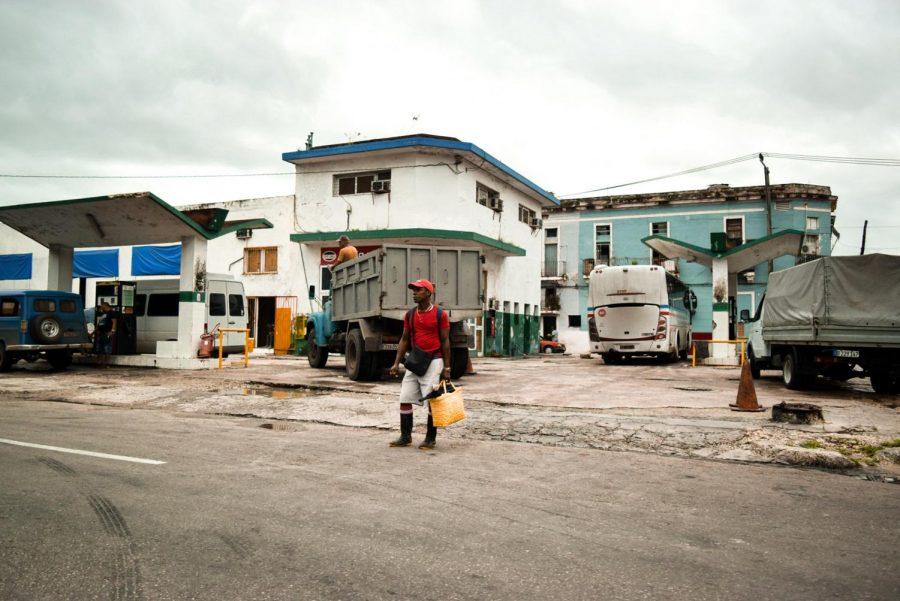 The Cuban Fuel Drought