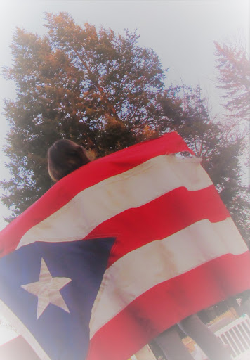 I'll live to be Puerto Rican forever till the day I die.
