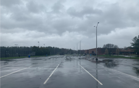 Hall's Parking Lot Crisis - Has Parking Become a Problem?