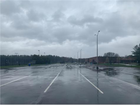 Hall's Parking Lot Crisis - Has Parking Become a Problem?