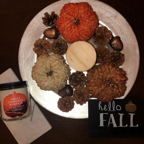 Everyone loves a little bit of fall decor.