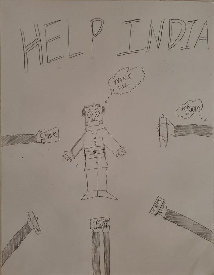 Helping India