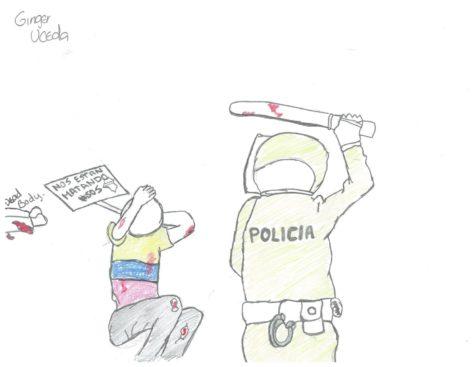 Columbia's Version of No Justice, No Peace