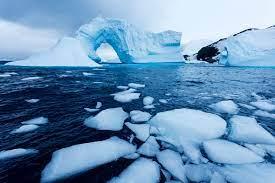 Antarctica on June 13, 2016. (Edited by author Joshua Murphy)